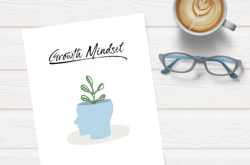 דפוס חשיבה מתפתח growth mindset